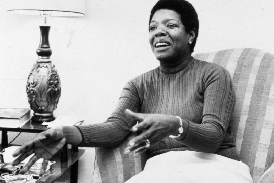 "BAM engineers delivered sound on ""Angelou"" doc"