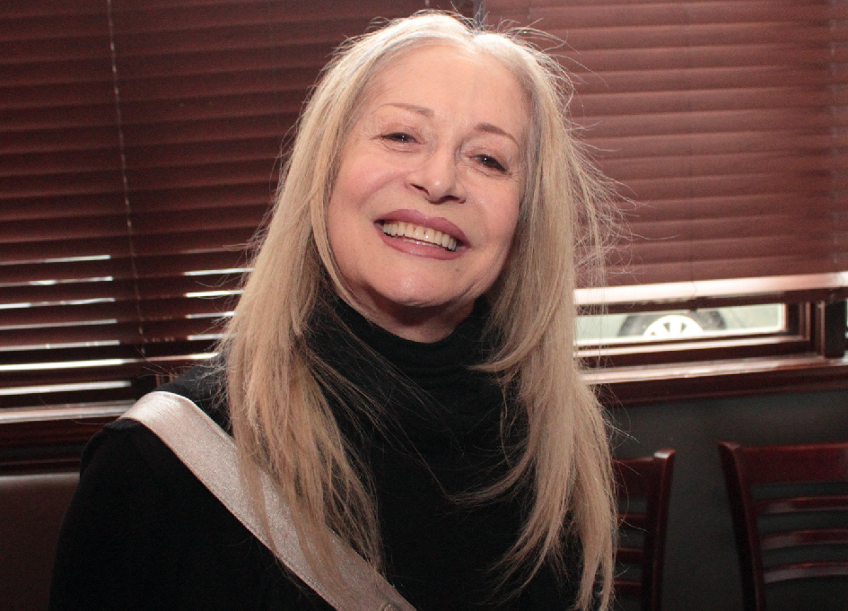Penelope Spheeris is happy to keep getting it done