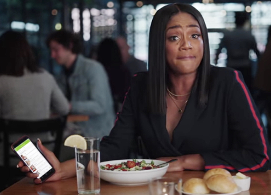 "Haddish to Groupon users: ""Let's get weird"" for V-Day"