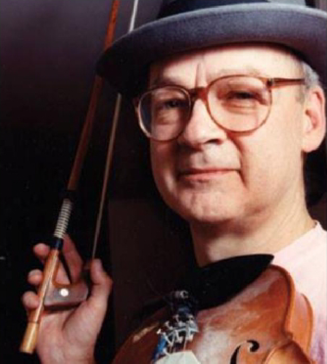 The late Tony Conrad